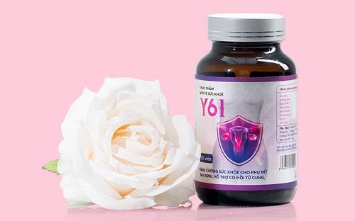 Y61 : viên uống se khít âm đạo – tuyệt đỉnh khít khao