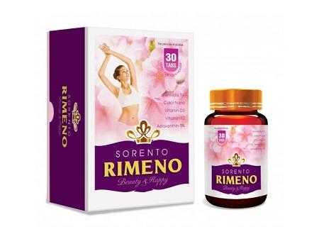 4.Rối loạn nội tiết tố nữ uống thuốc gì- SORENTO RIMENO