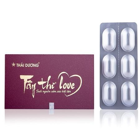 7.Tây Thi Love – Giải pháp điều trị rối loạn nội tiết tố nữ