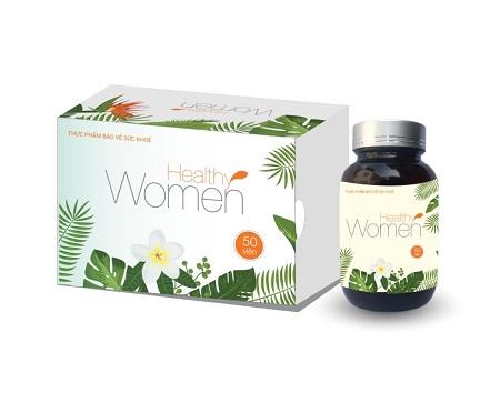 10.HEALTHY WOMEN – Thuốc nội tiết tố nữ tốt nhất hiện nay