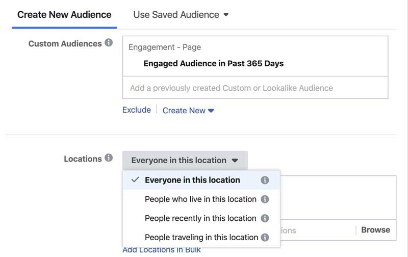 Ways to Target Users by Their Location