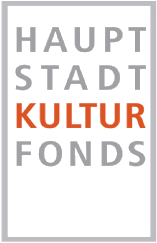 Hauptstadt Kulturfonds Logo