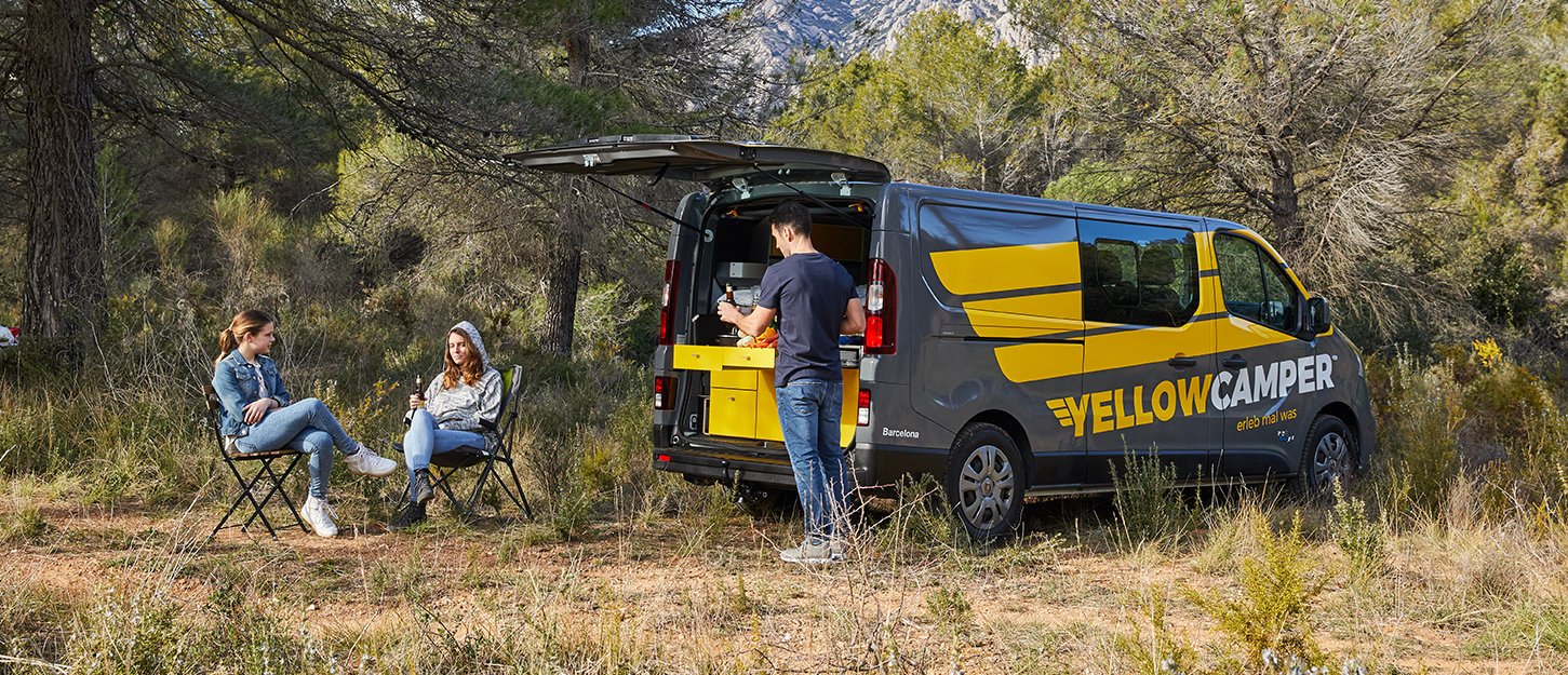 Where you can still go with the camper!
