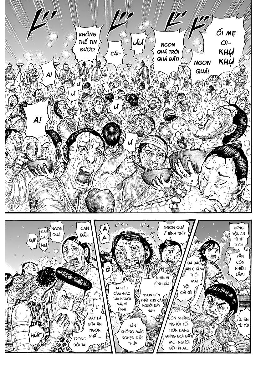 Kingdom - Vương Giả Thiên Hạ chap 639 - Trang 3