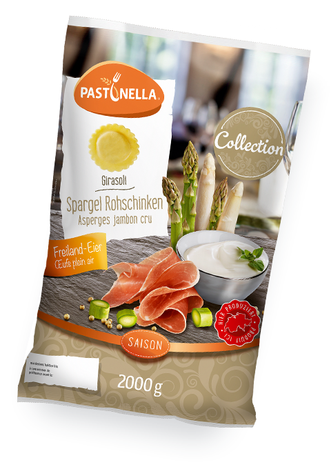 Pastinalla Packaging