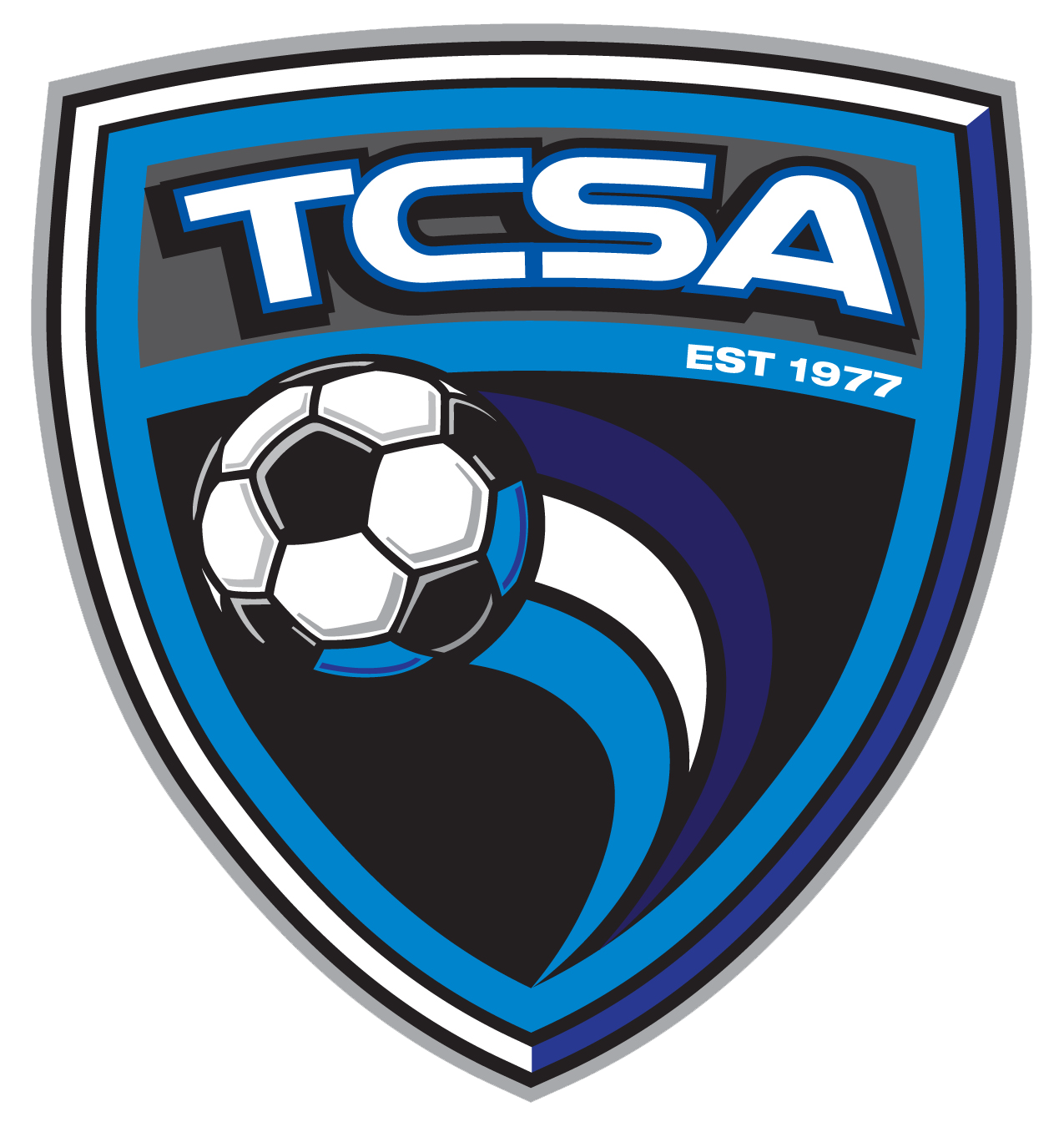 Tri-Cities Soccer Association Logo