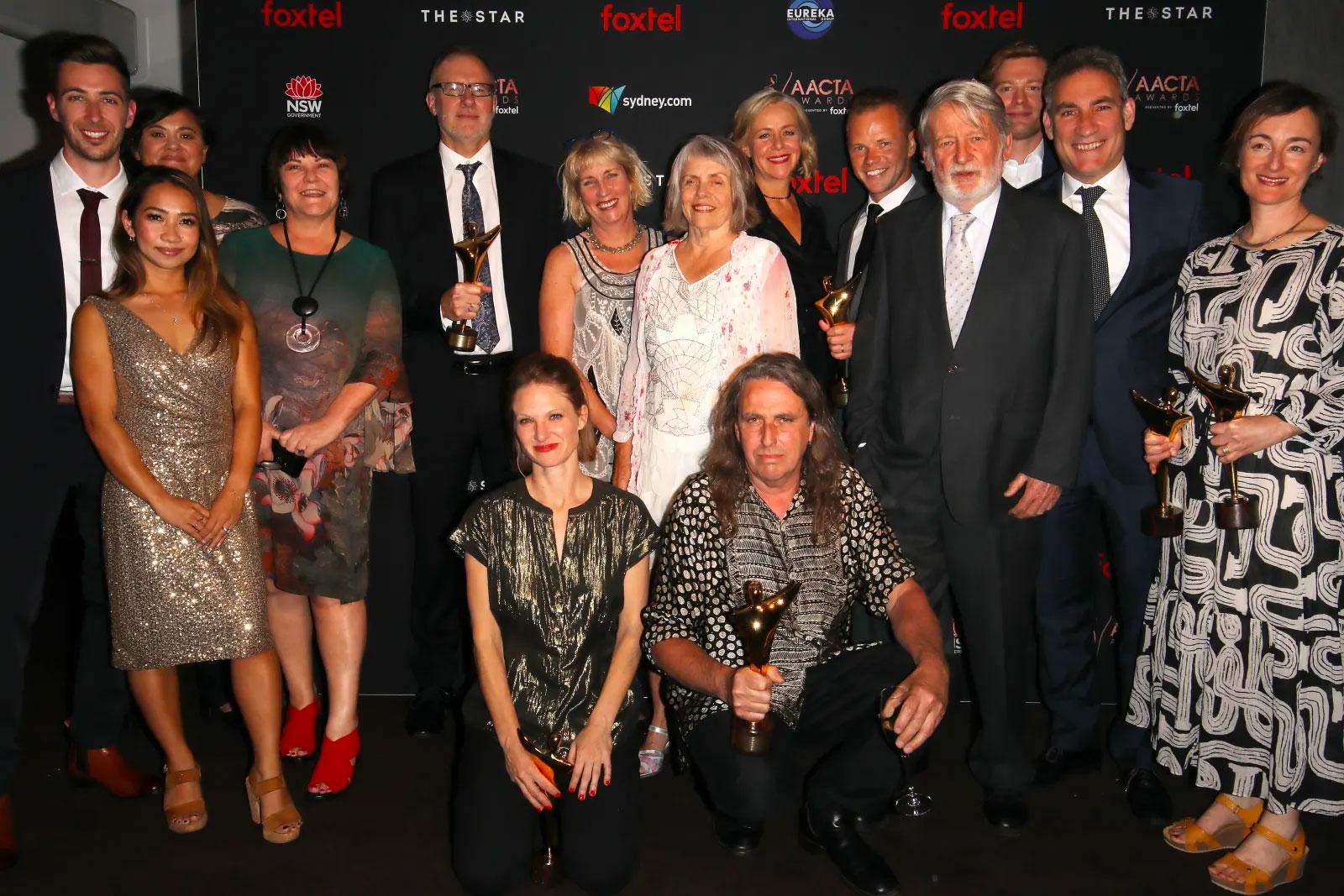 Lambs of God AACTA Awards