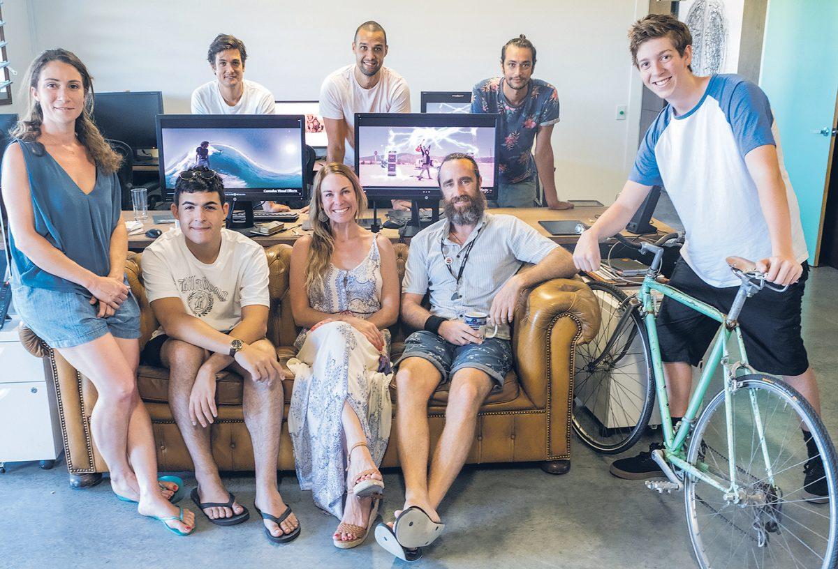 Echo Net - Cumulus VFX Biz Booms in Byron Bay
