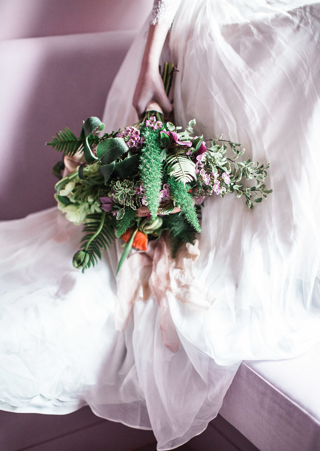 Shoreditch Wedding Bouquet