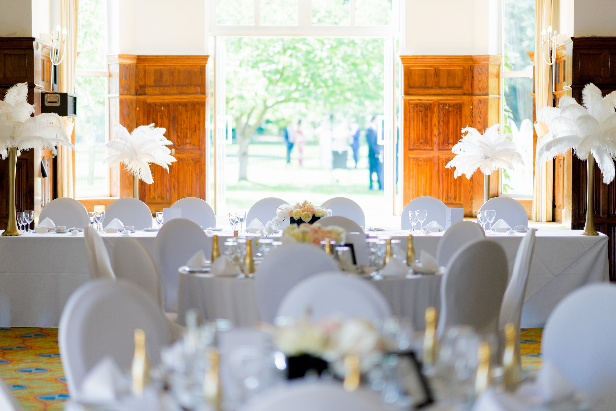Marriott Manor House Wedding