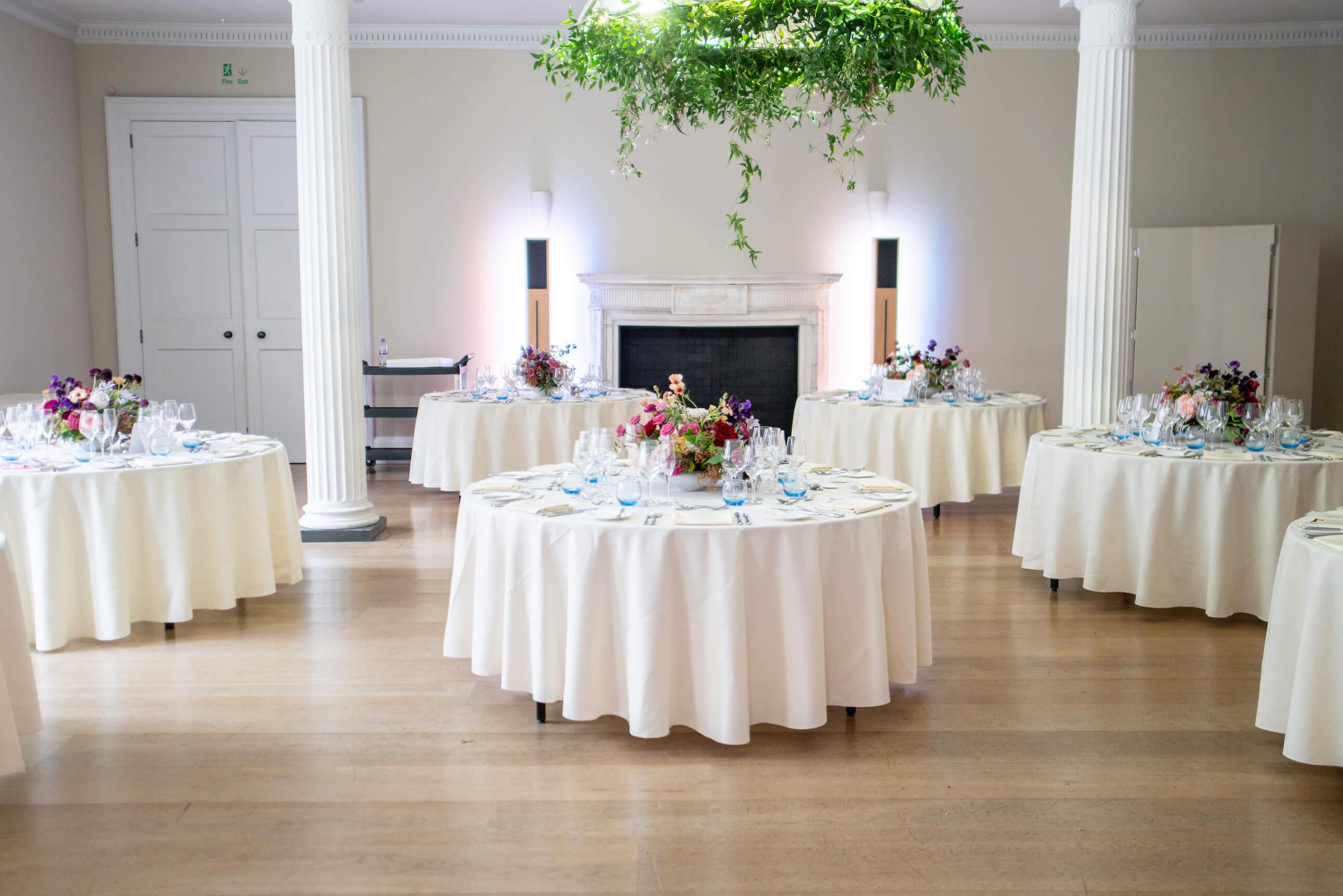 Wedding Reception at Royal Society of Arts