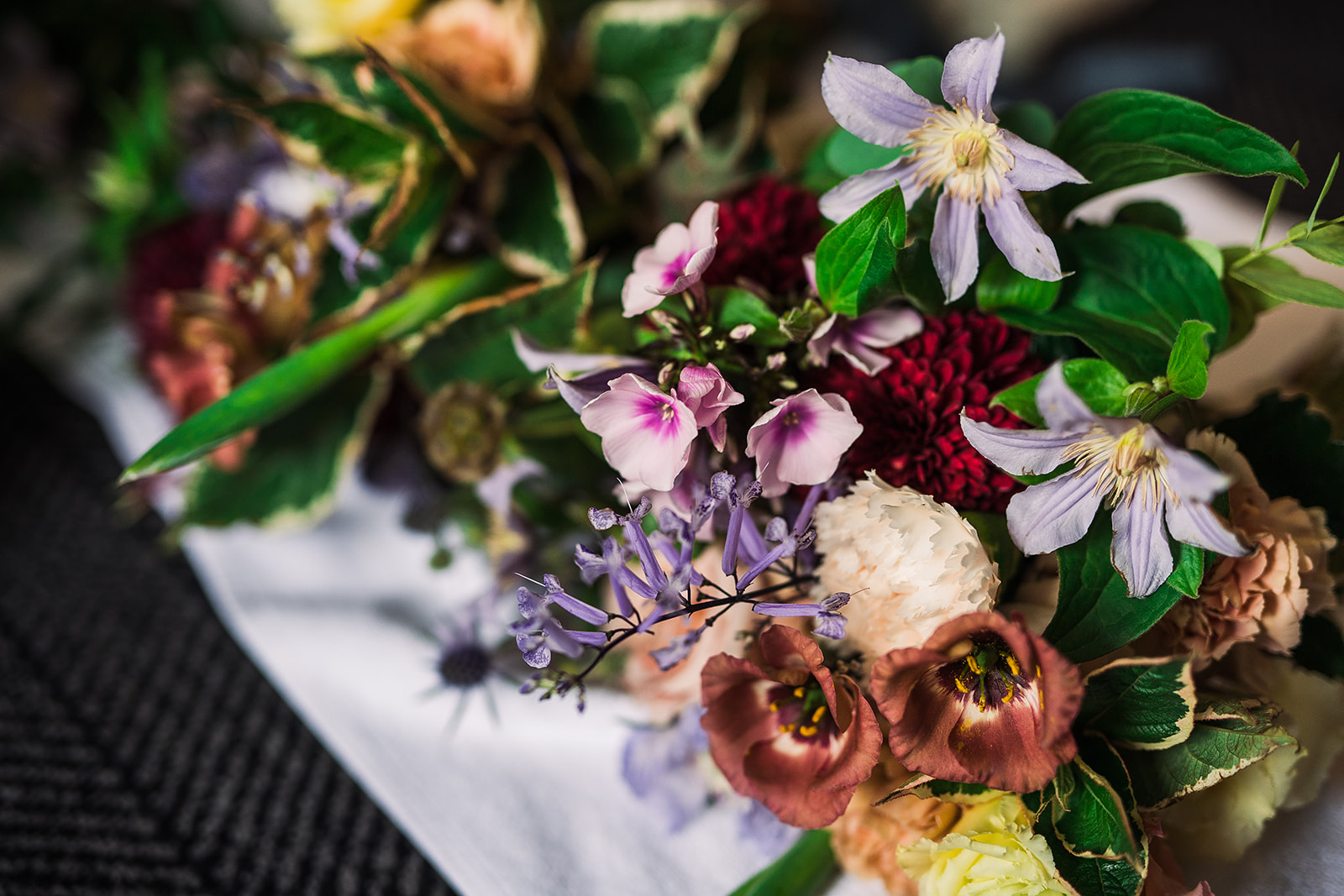 Thames Rowing Club Wedding Flowers