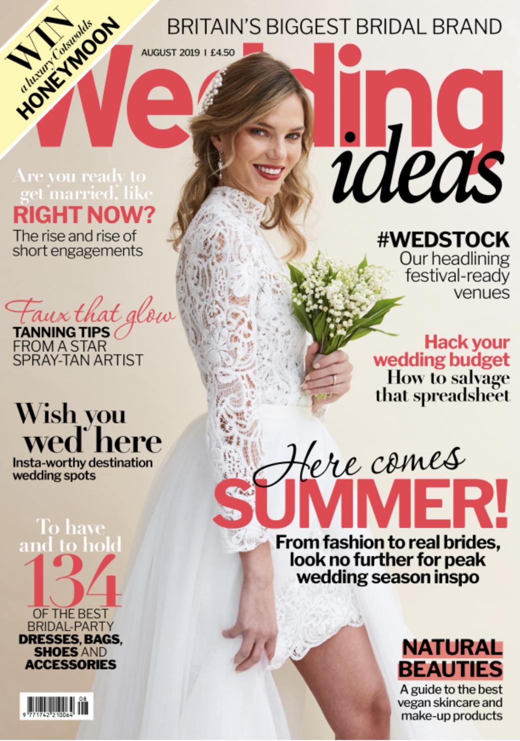 Wedding Ideas Magazine