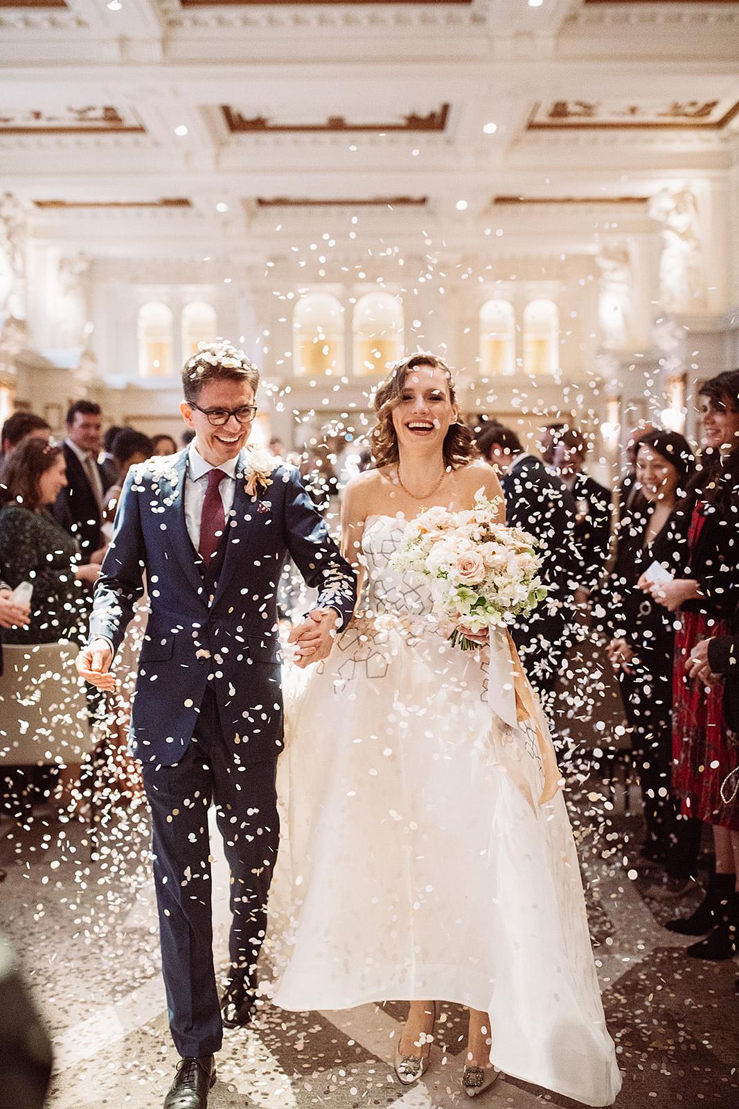 Kimpton Fitzroy Wedding