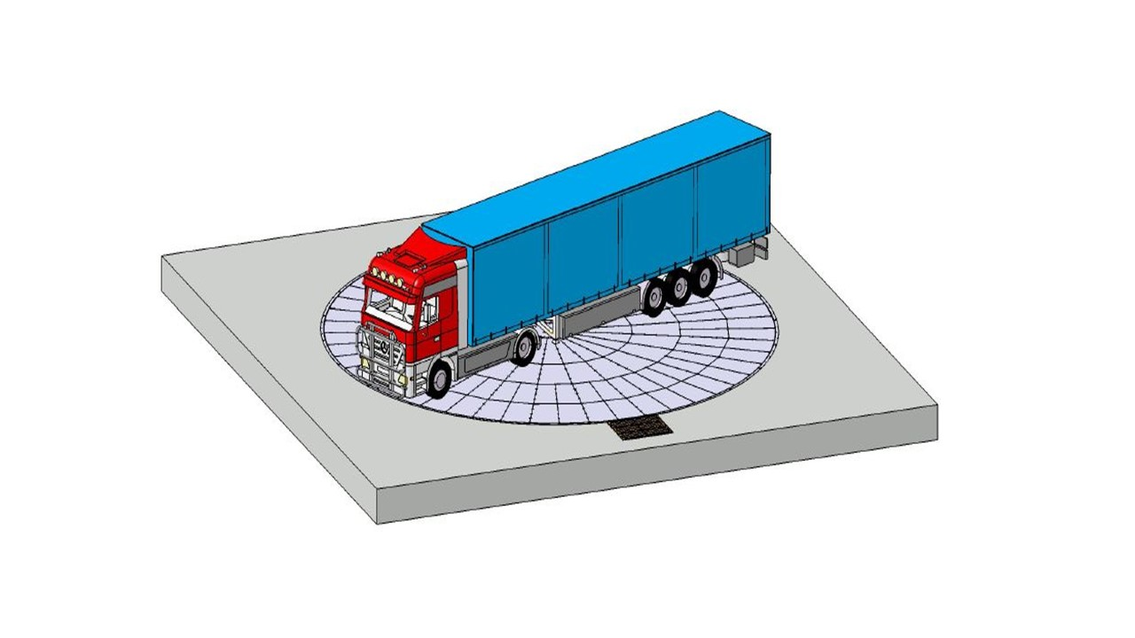Drehplattform TT15