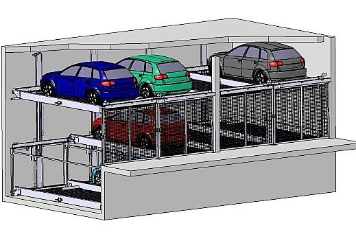 Parksystem MAX 3 3D