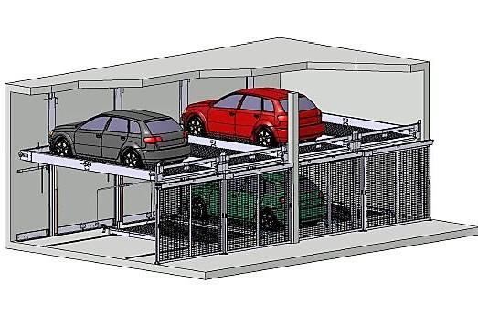 Parksystem MAX 2 3D