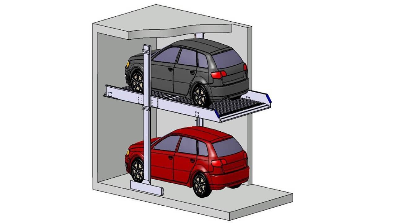 Stapelparker V2 3D