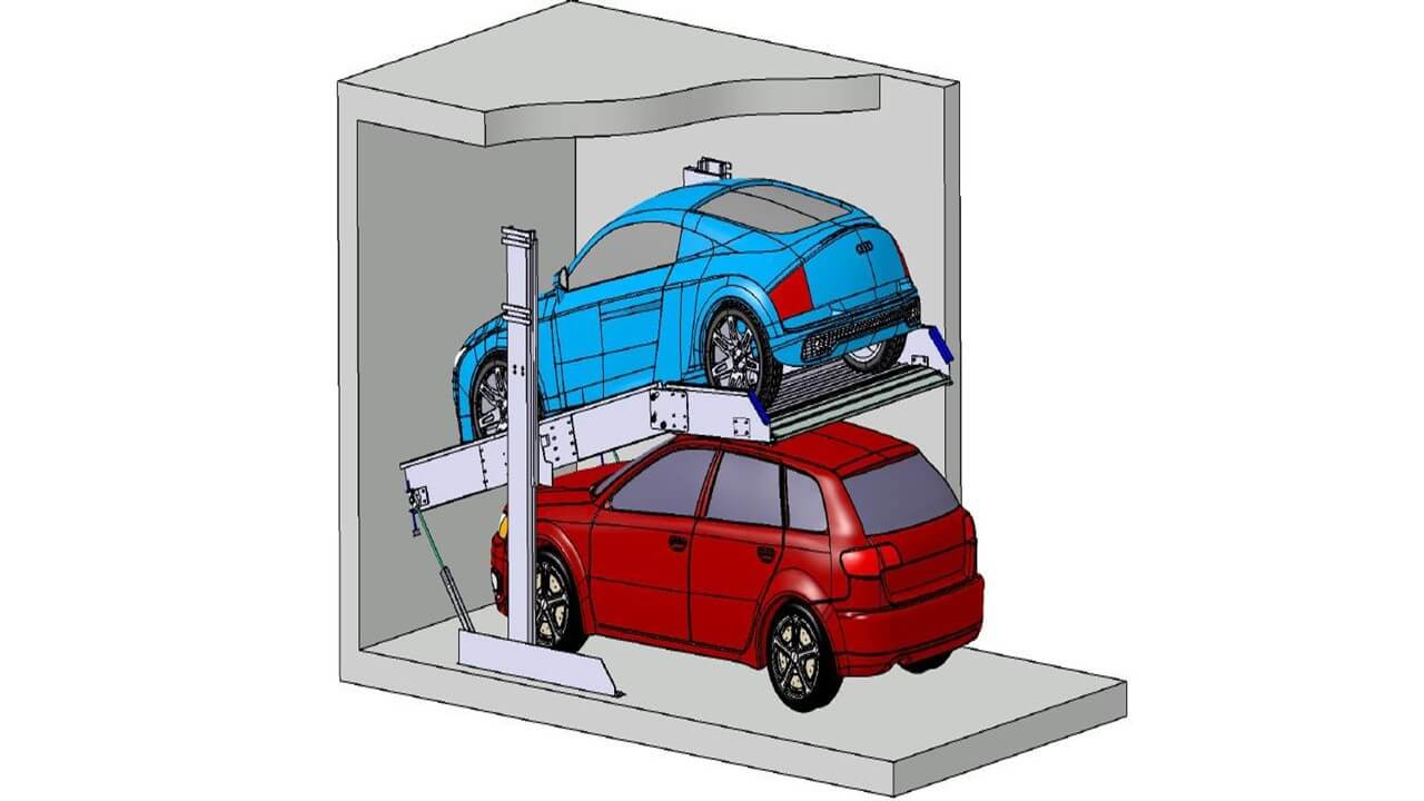 Stapelparker V1 3D