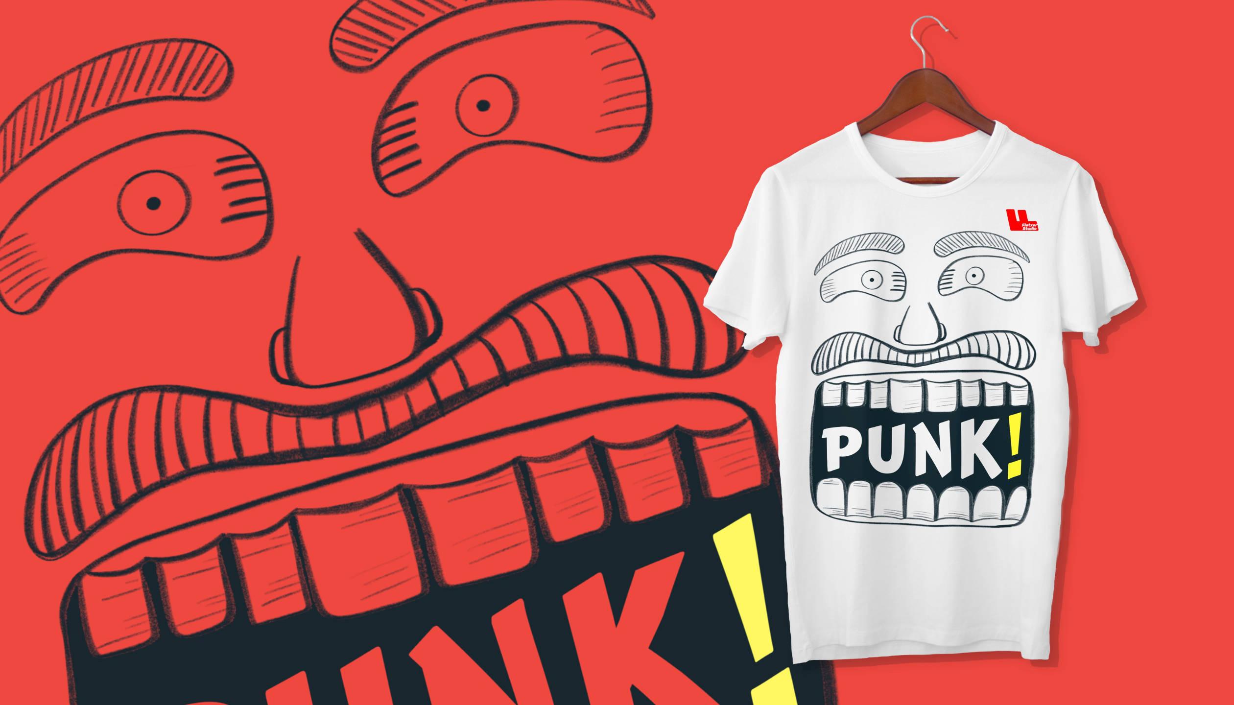 Punk Tshirt