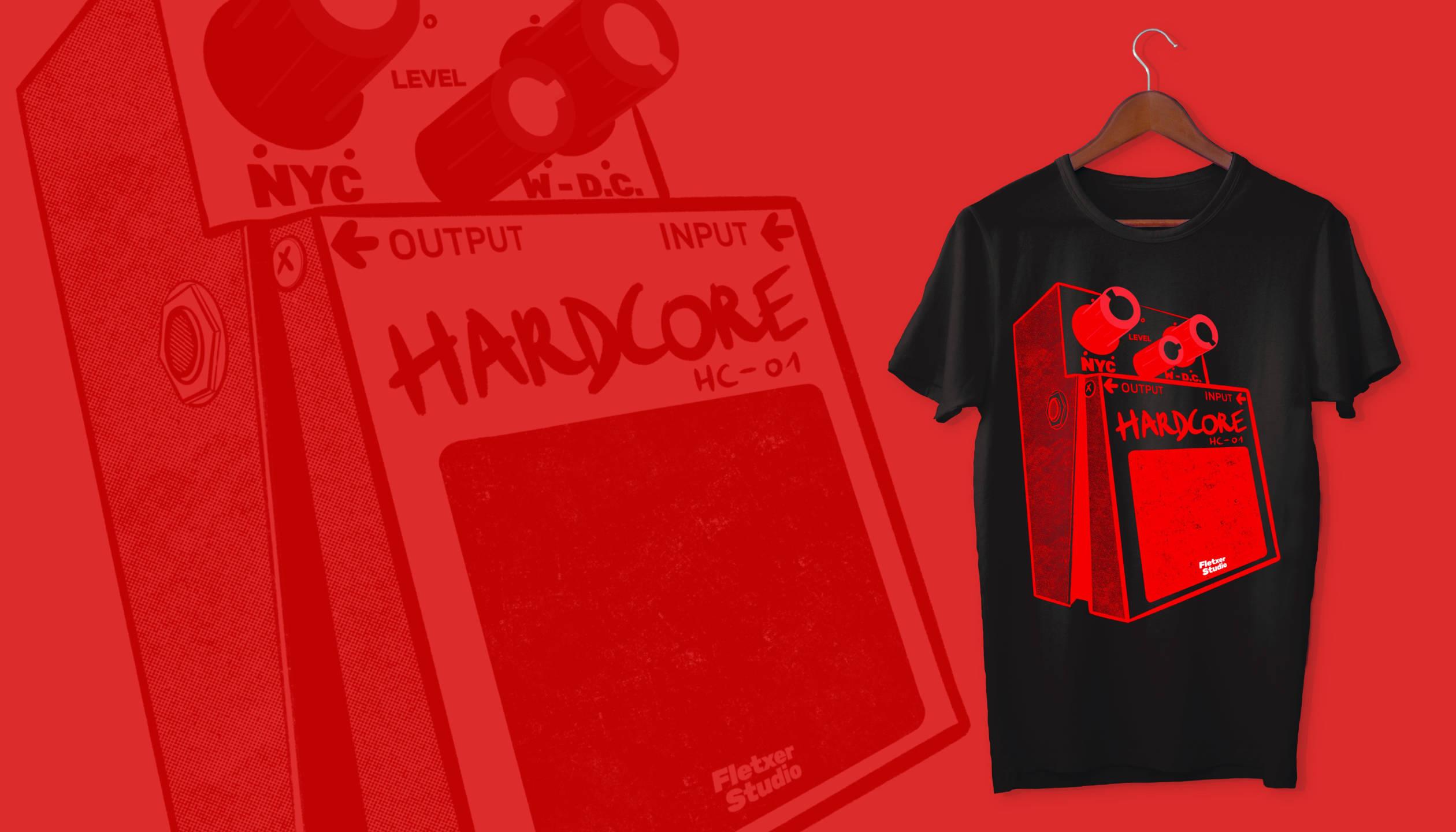 Hardcore Tshirt