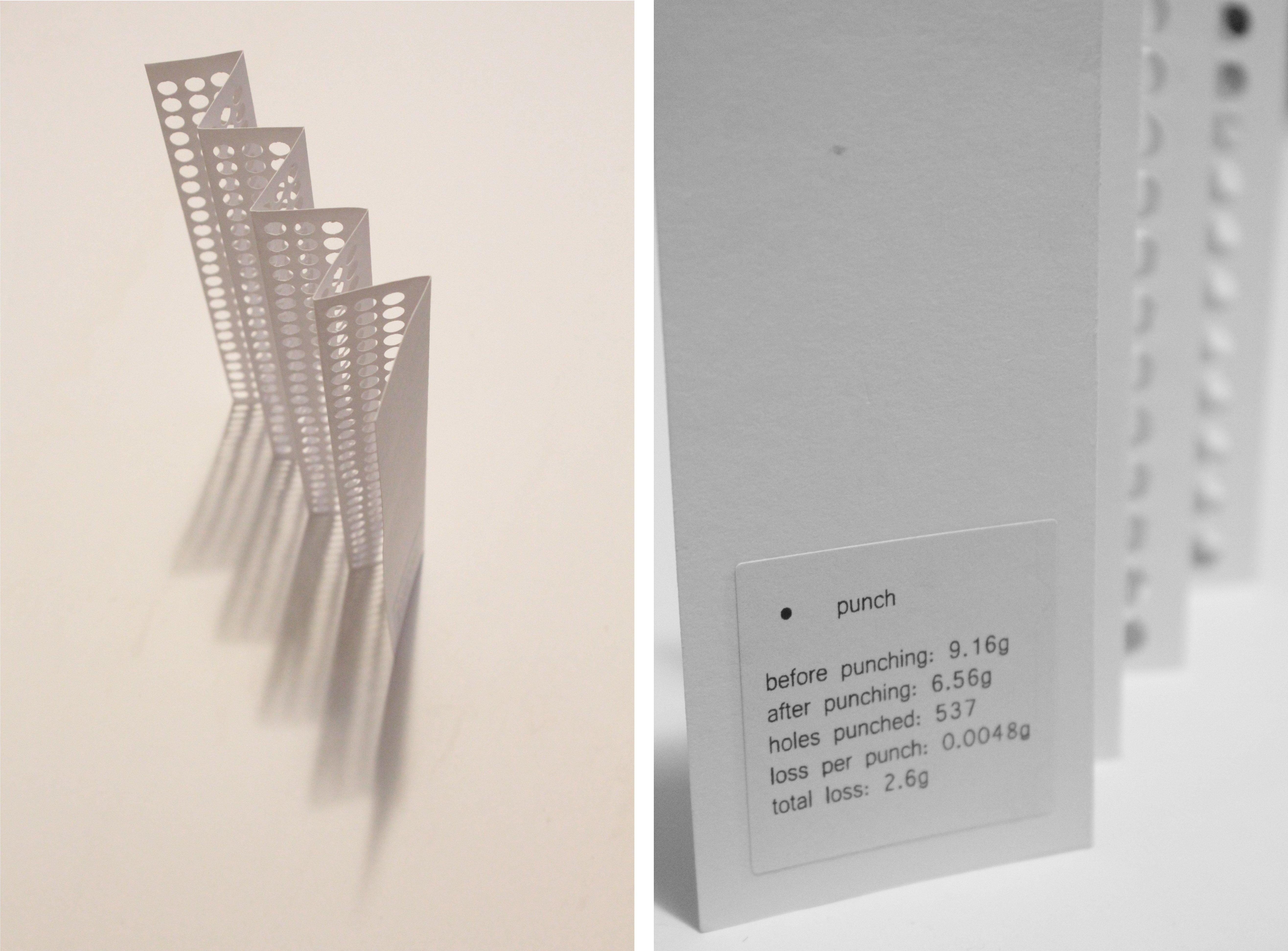 paper sculpture sacha archer