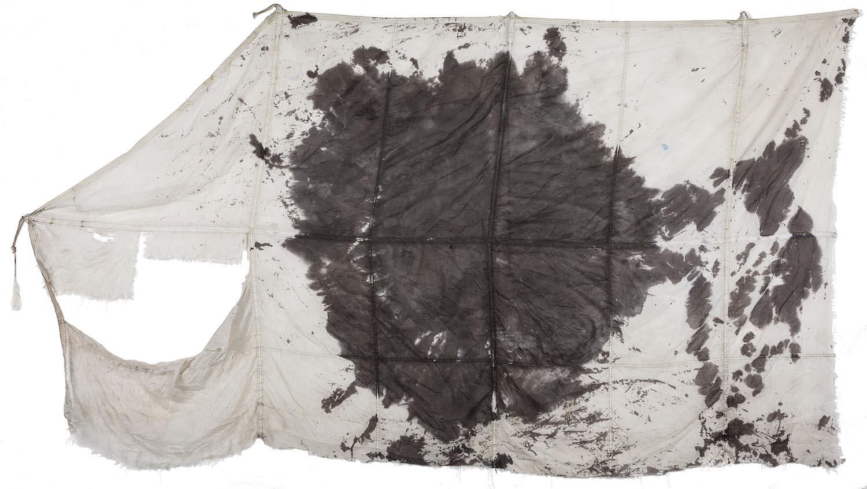 Small Black Parachute