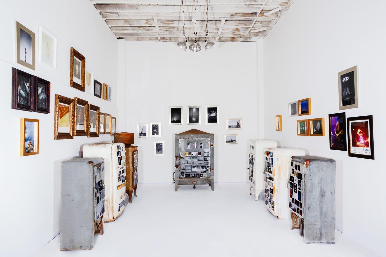 Fridge Gallery Center View
