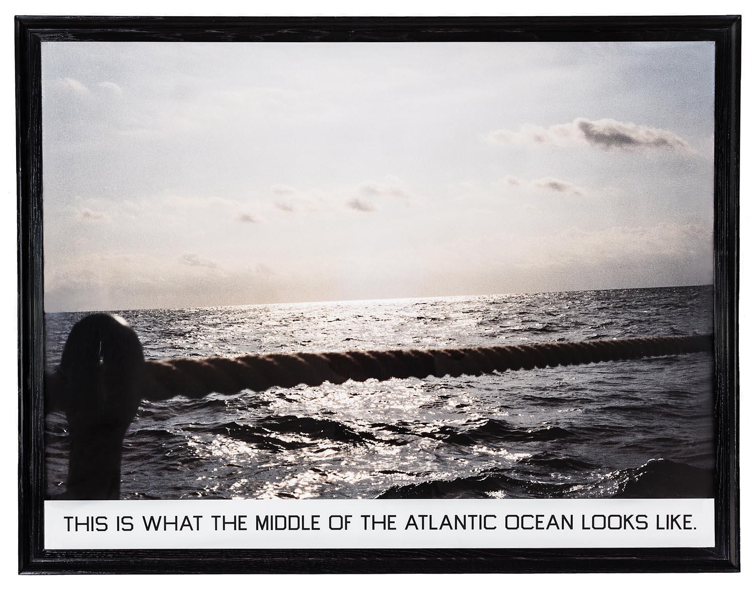 This is What The Middle of the Atlantic Ocean Looks Like
