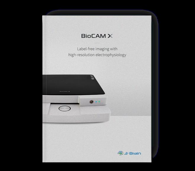 BioCAM X Brochure - 3Brain