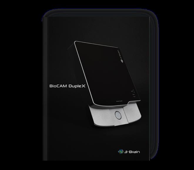 BioCAM Duplex brochure - 3Brain