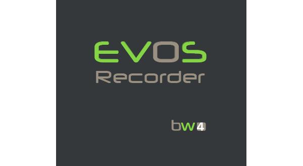 EVOs recorder on BrainWave 4 - 3Brain