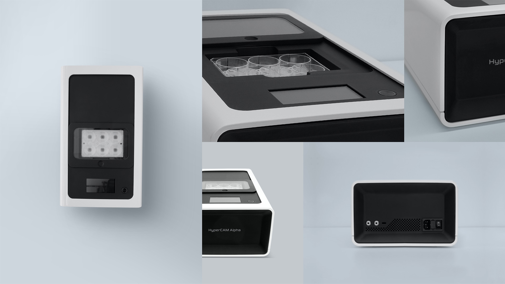 HyperCAM Alpha