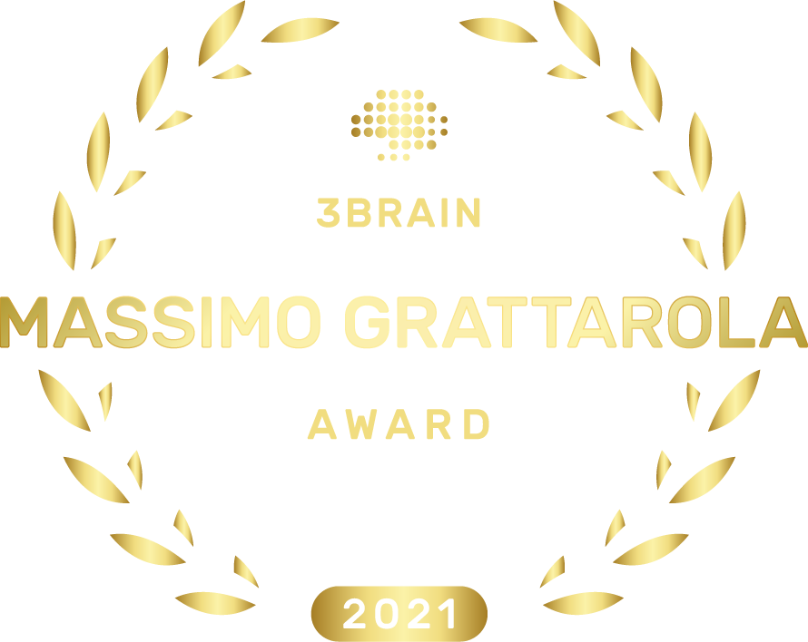 The 3Brain Massimo Grattarola Award