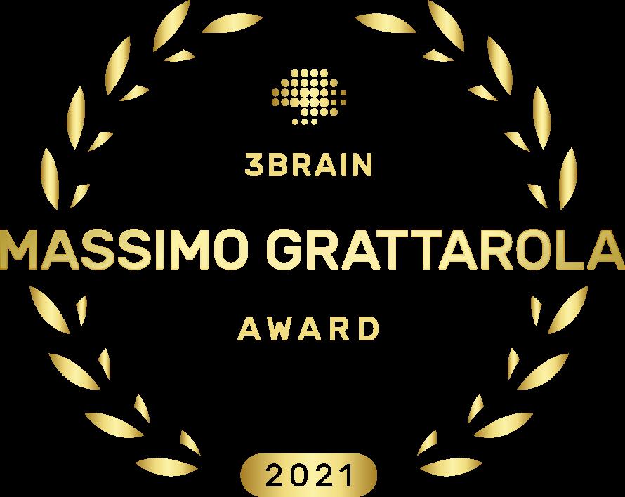 The 3Brain Massimo Grattarola Award