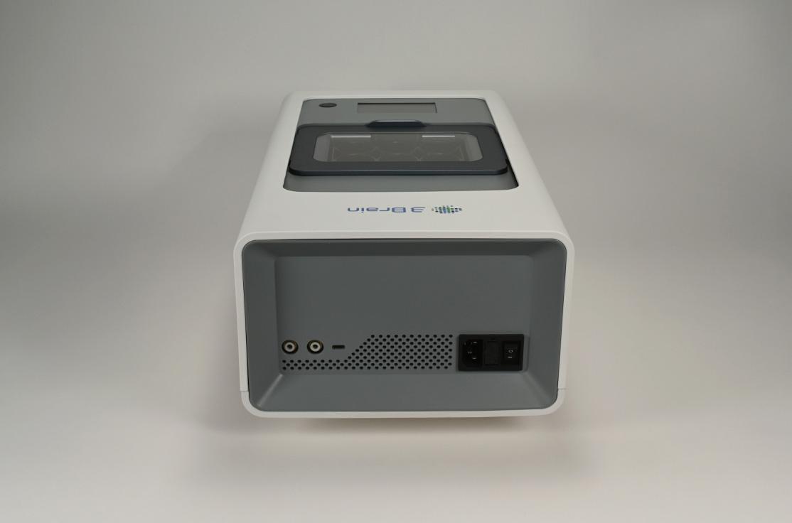 HyperCAM Alpha back view