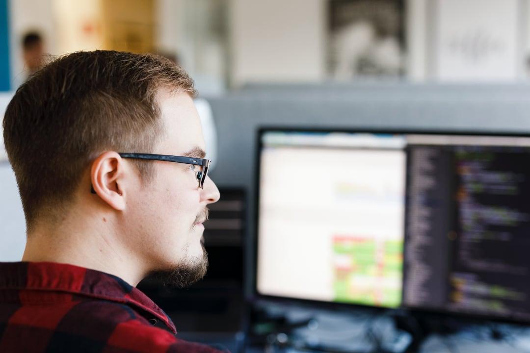 Avoin työpaikka ohjelmistokehittäjä