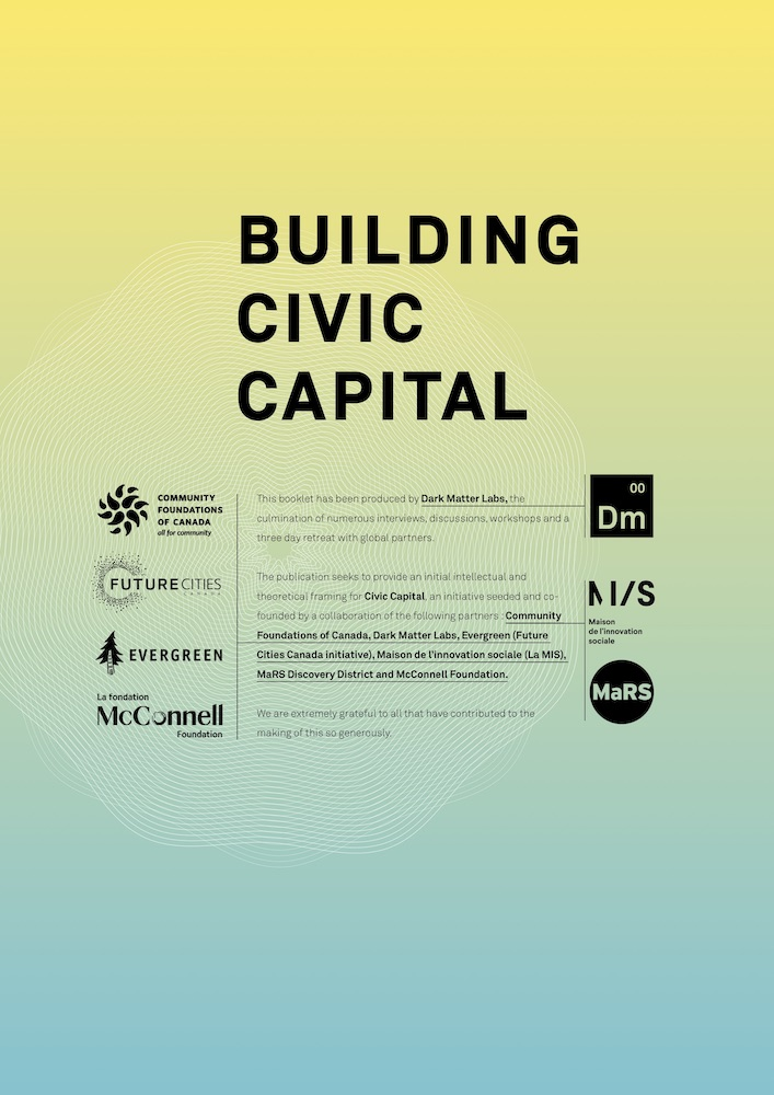 Building Civic Capital
