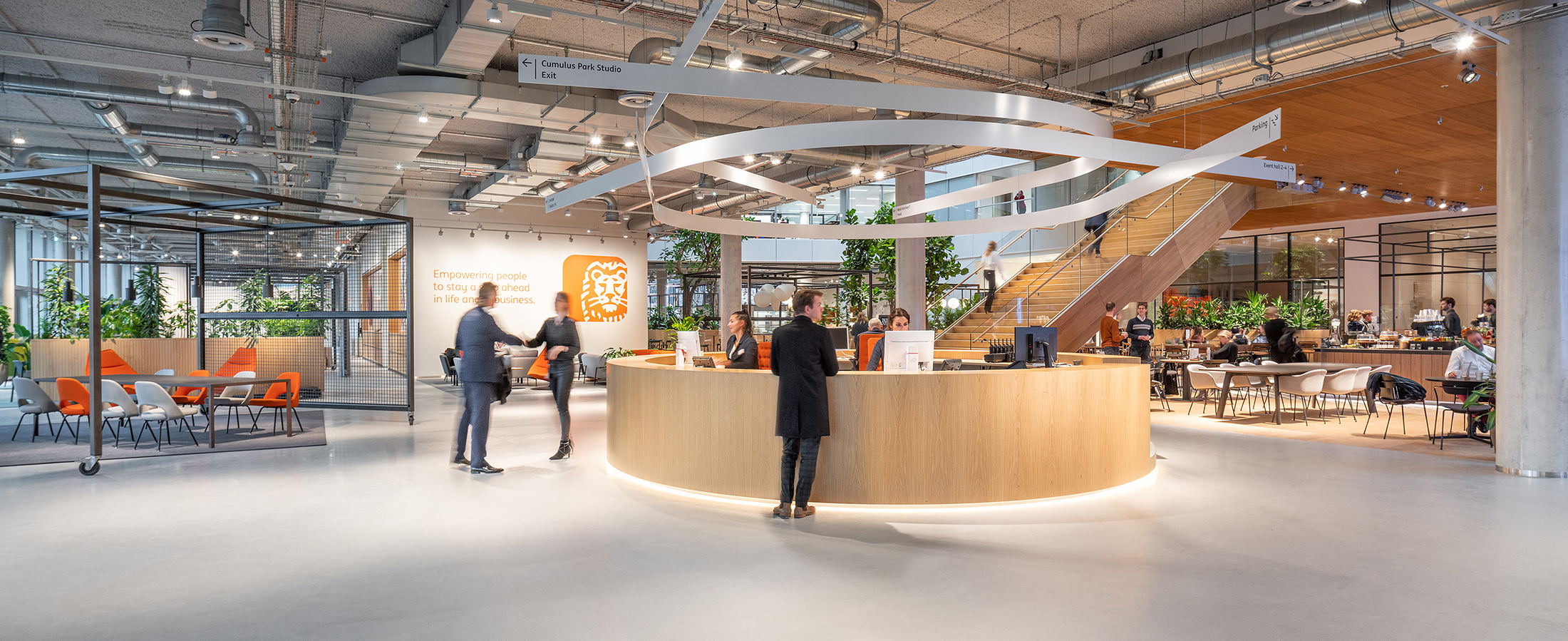 ING – The Netherlands, Amsterdam by xyz