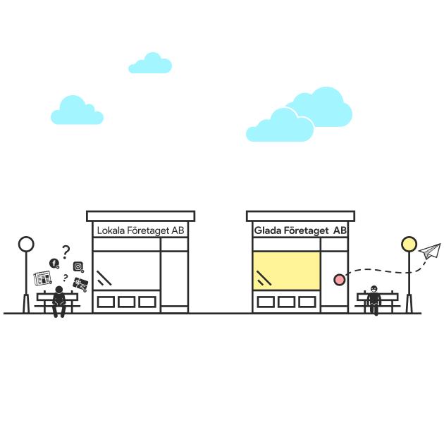 Billigare än ett brev – Hur direktmarknadsföring hjälper små företag