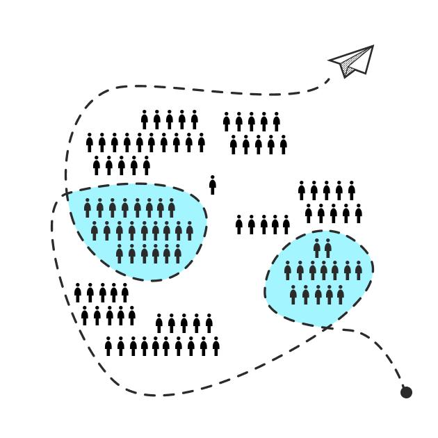Smart segmentering – så når ni fram med ert utskick