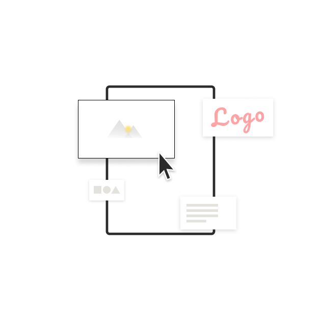 5 designprinciper du borde känna till – så lyckas du med din grafiska design i utskick