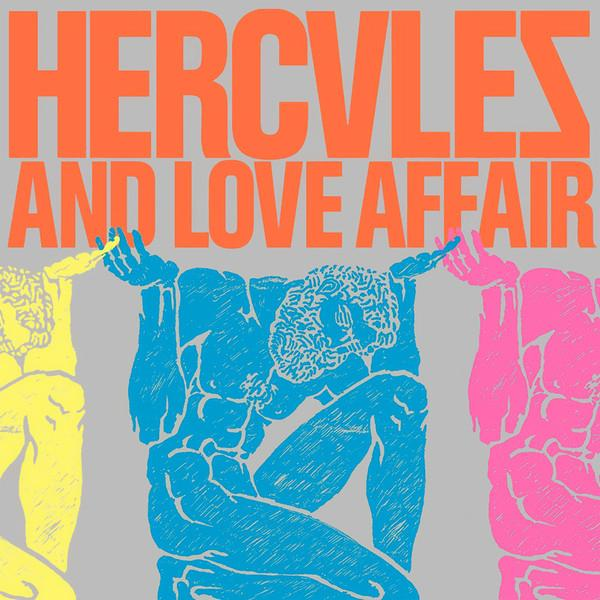 Hercules & Love Affair - Hercules & Love Affair – DFA Records