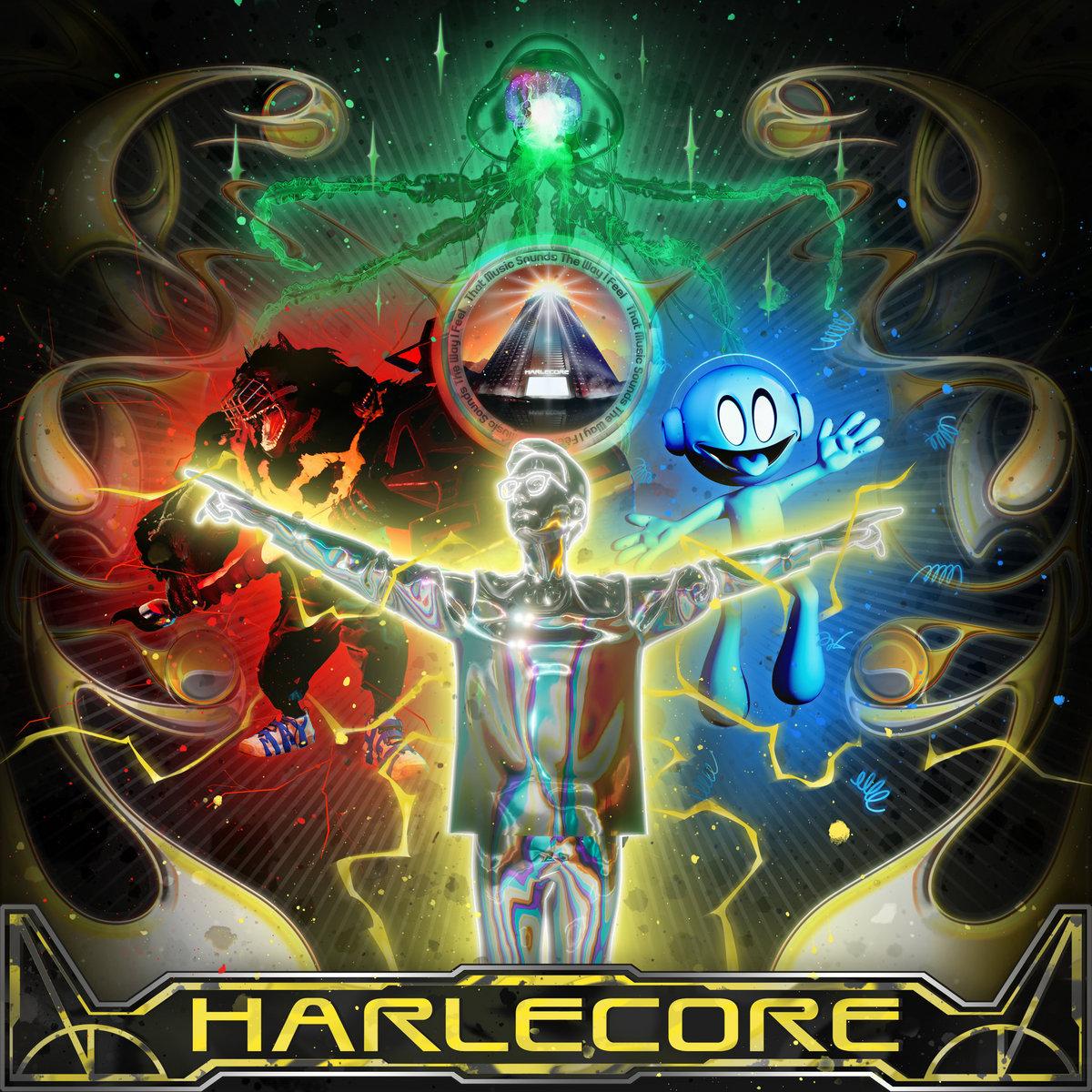 Danny L Harle - Harlecore