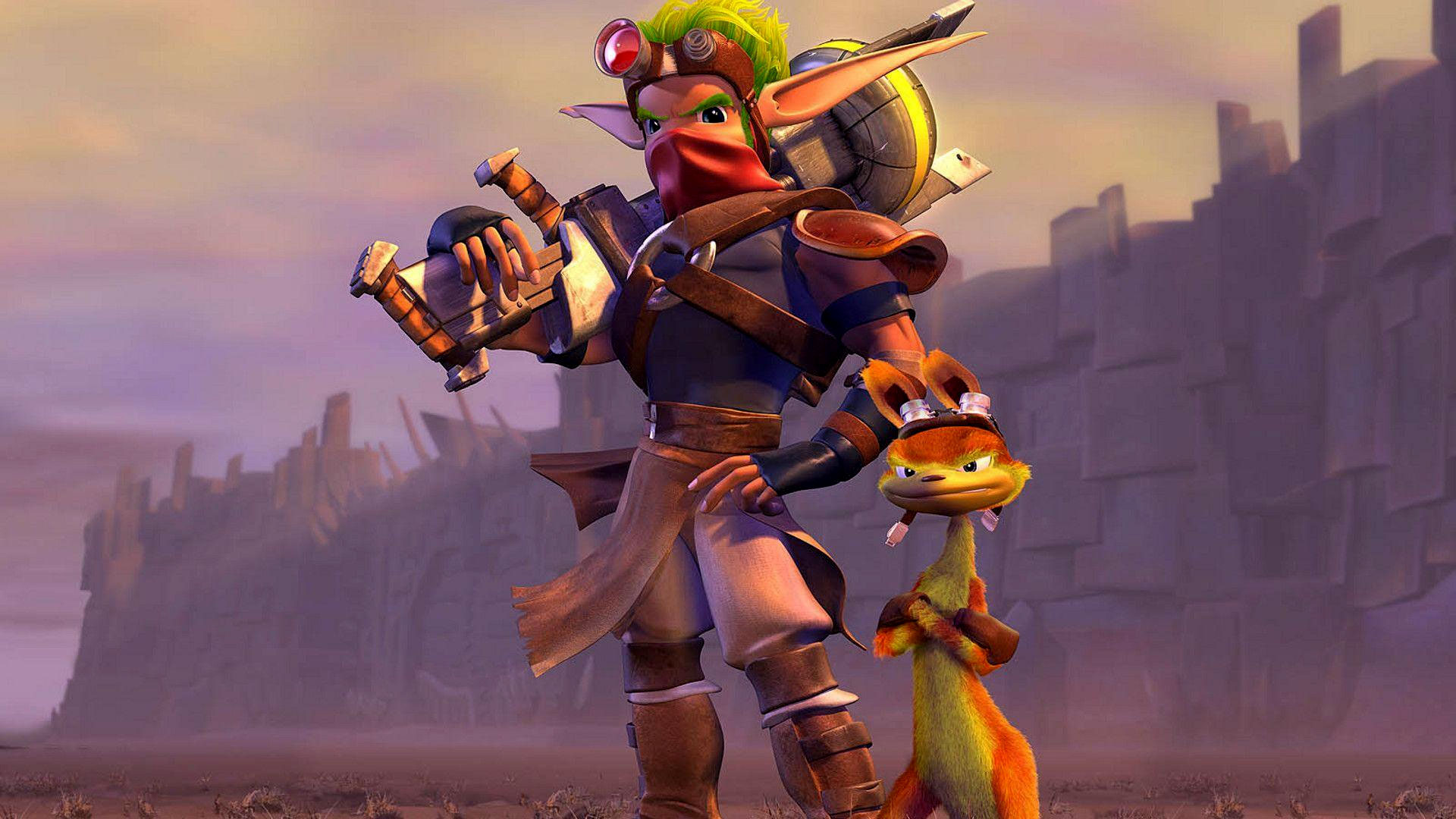 Jak and Daxter Thumbnail