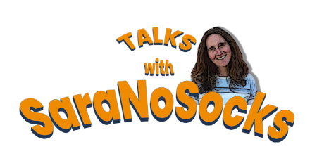 Talks with SaraNosocks Podcast logo