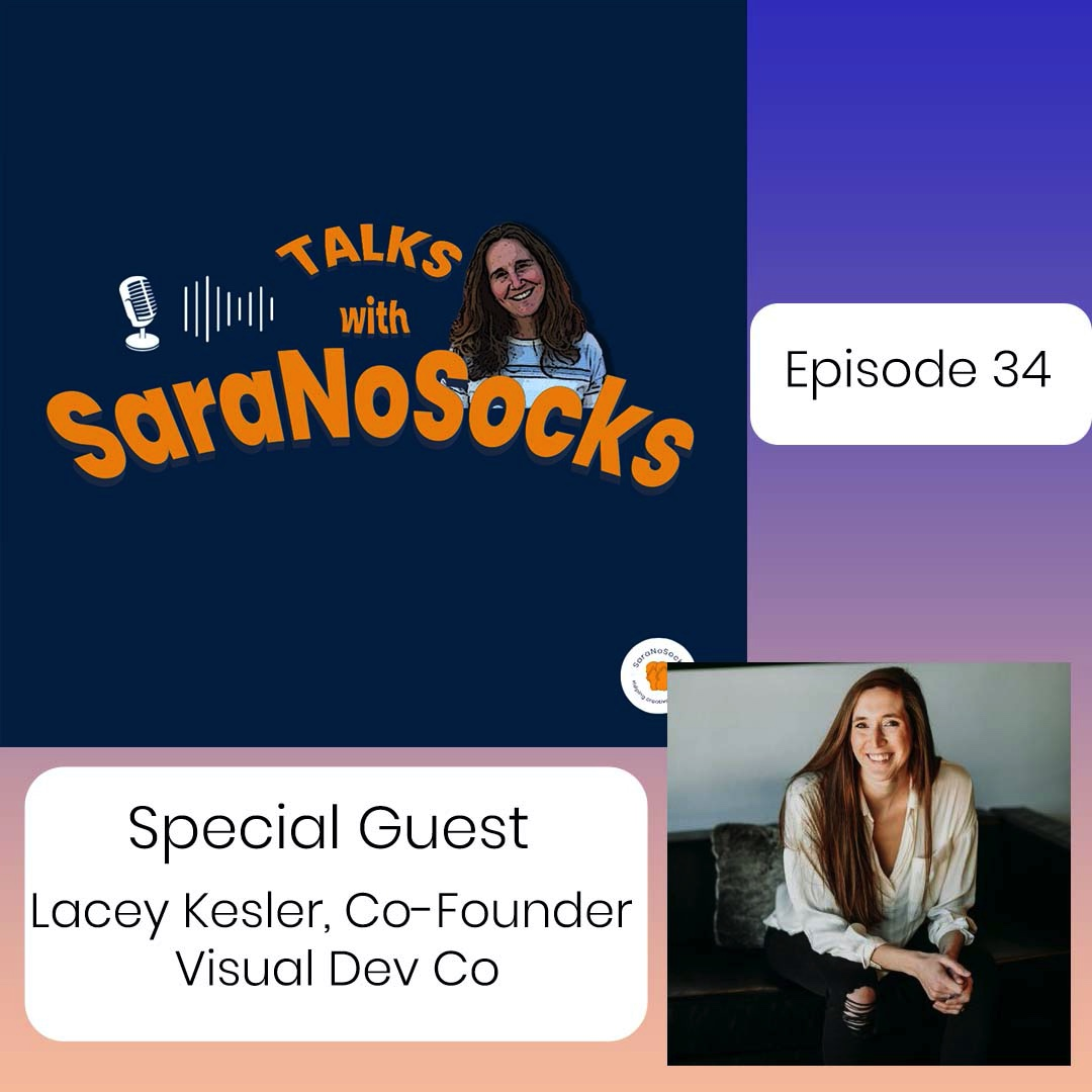 Ep 34: Interview with Lacey Kesler, Co-Founder Visual Dev Co