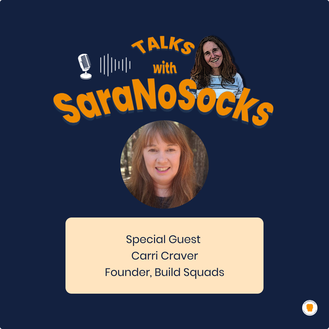 Ep 58: Interview with Carri Craver - Founder Build Squads