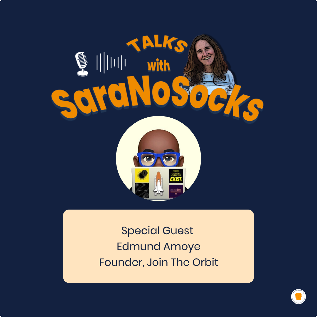 Ep 72: Interview with Edmund Amoye, Founder The Orbit