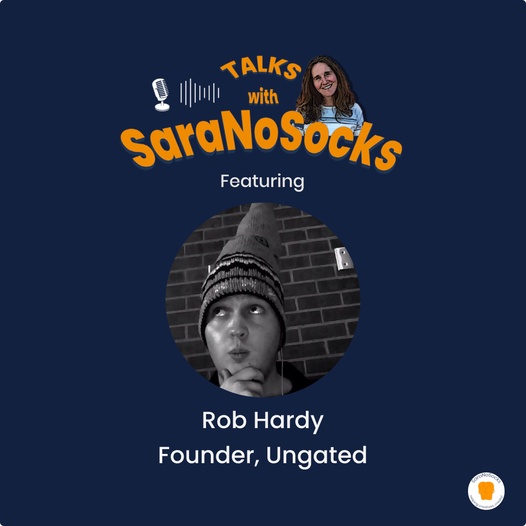 Ep 84: Interview with Rob Hardy, Founder Ungated